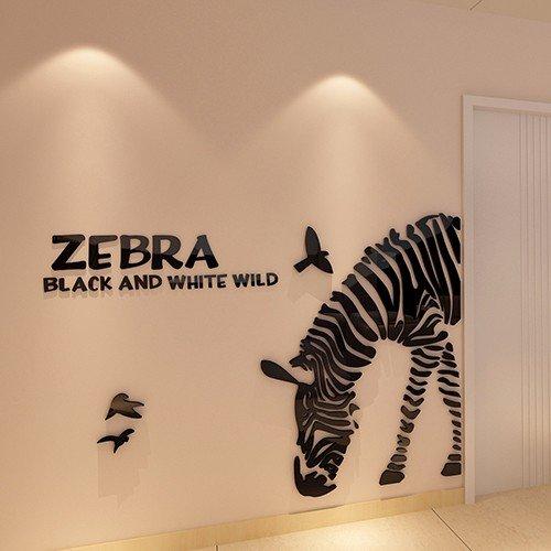 lina-la-zebra-3d-acrilico-cristallino-solido-panchetto-di-parete-e-di-un-divano-letto-a-parete-per-t