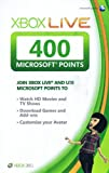 Xbox 360 Live 400 Points