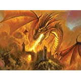 Fire Storm a 1000-Piece Jigsaw Puzzle by Sunsout Inc.