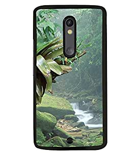Aart Designer Luxurious Back Covers for Moto X Play + Lazy 360 Foldable Mobile Stand for Mobiles by Aart Store.