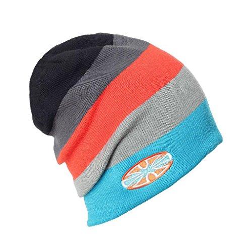 Iuhan Fashion Five Colours Unisex Winter Warm Knit Ski Crochet Slouch Hat Cap (Blue) (Zulu Zephyr compare prices)