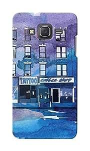 KnapCase Graffiti Designer 3D Printed Case Cover For Samsung Galaxy J5
