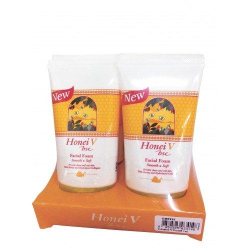 BSC Honei V Facial Foam 50 g Pack 6