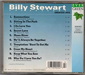 Billy Stewart Greatest Hits