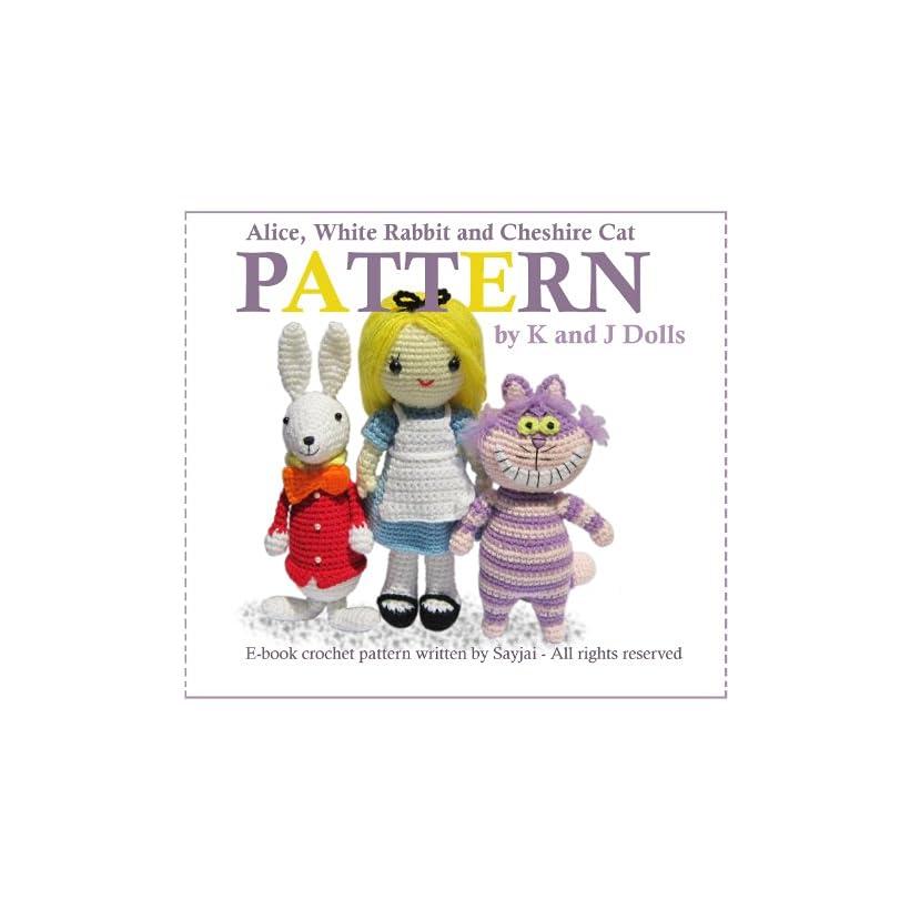 Cheshire Cat Amigurumi Crochet Pattern - Sayjai Amigurumi Crochet ... | 820x820