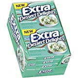 Wrigley's Extra Dessert Delights Mint Chocolate Chip - 10/15 Stick Packs