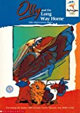 img - for Olly and the long way home book / textbook / text book