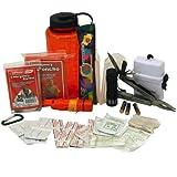 Emergency Zone Deluxe Survival Bottle Kit