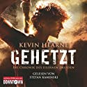 Gehetzt (Die Chronik des Eisernen Druiden 1) Audiobook by Kevin Hearne Narrated by Stefan Kaminski