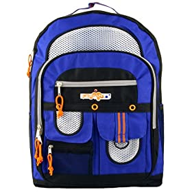 UrbanSport Stylish Multipurpose Student School Backpack/ Outdoor Backpack/ Bookbag – 3 Colors
