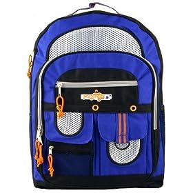 UrbanSport Stylish Multipurpose Student School Backpack/ Outdoor Backpack/ Bookbag – 3 Colors