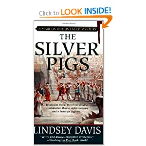 The Silver Pigs (Marcus Didius Falco Mysteries) Lindsey Davis