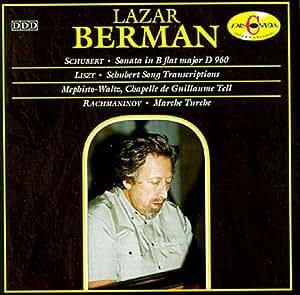 Sonata in B Flat Major / Schubert Song Transcript