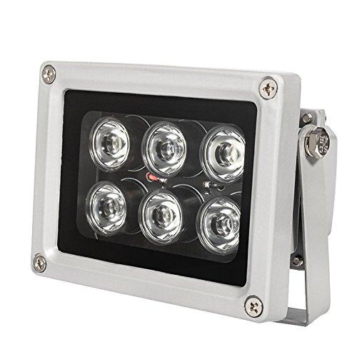 IR Illuminator Wide Angle 90 Degree 12 Array Leds 12W 12V for CCTV IP Camera