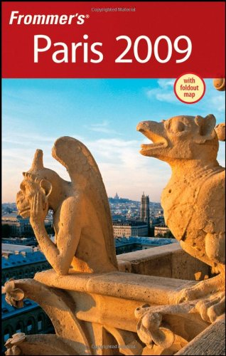 Frommer's Paris 2009 (Frommer's Complete)