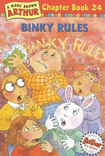 Binky Rules: A Marc Brown Arthur Chapter Book 24 (Arthur Chapter Books)