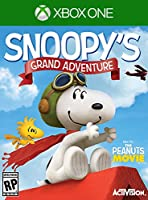 Snoopy's Grand Adventure - Xbox One from Activision Classics