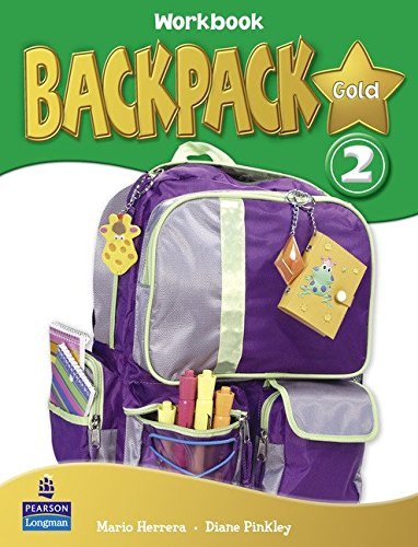 Backpack Gold 2 Workbook, CD and Content Reader Pack Spain