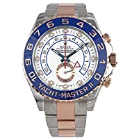 Rolex Yacht-Master ii Steel and Rose Gold 116681 by Rolex