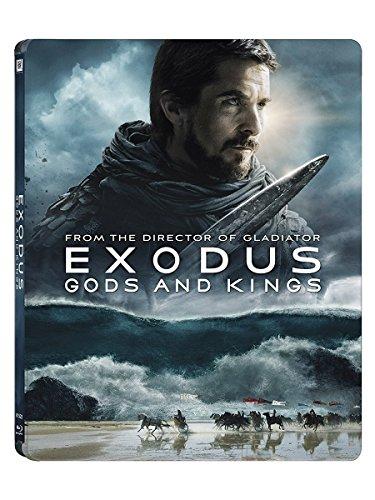 Exodus - Dei e Re (Edizione Speciale Steelbook 3 Dischi Blu Ray 3D) (Edizione Limitata)