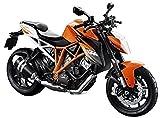 マイスト Maisto 1/12 KTM 1290 Super Duke R 13065 オートバイ Motorcycle バイク Bike Model ロードバイク [並行輸入品]