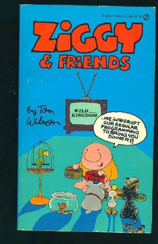 Image for Ziggy and Friends (Signet)