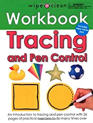 Wipe Clean Workbook Tracing and Pen Control (Wipe Clean Workbooks)