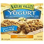 Nature Valley Yogurt Vanilla Granola Bars 7.4 oz