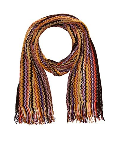 Missoni Sciarpa [Arancione/Multicolore]