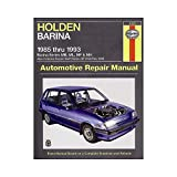 img - for Holden Barina Australian Automotive Repair Manual: 1985 to 1993 (Haynes Automotive Repair Manuals) book / textbook / text book