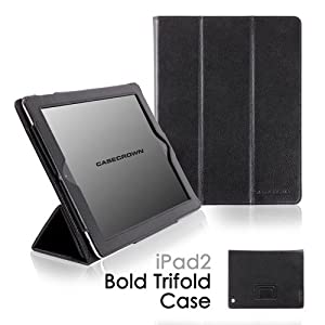 CaseCrown Bold Trifold case for iPad 2
