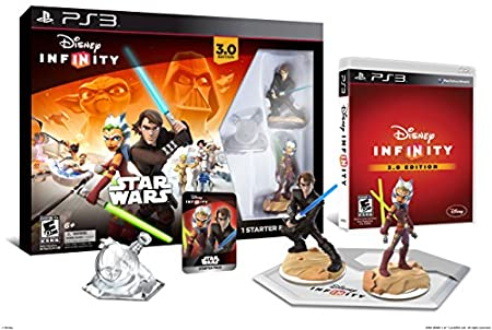 Disney Infinity 3.0 Edition Starter Pack - Playstation 3