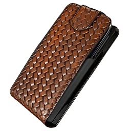 SaFPWR Battery CaseXR for iPhone 3G/3GS - Brown Woven