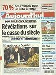 AUJOURD'HUI EN FRANCE [No 533] du 01/...