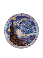 Artopweb Reloj De Pared Van Gogh Starry Night