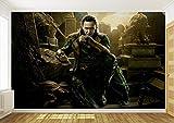Marvel Thor Loki Wallpaper Mural