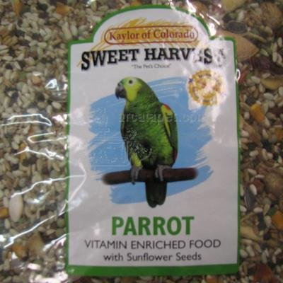 Cheap Sweet Harvest Parrot Vitamin Enriched Food w/Sunflower Seeds (V0605)