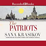 The Patriots: A Novel   Sana Krasikov