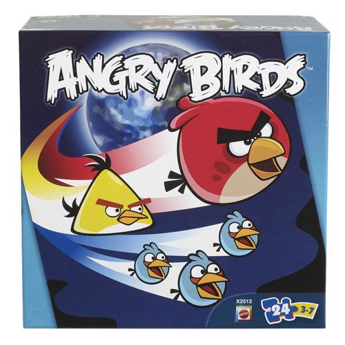 Angry Birds by Rovio Entertainment Angry Birds Birds in Space 24 Piece Puzzle at Sears.com