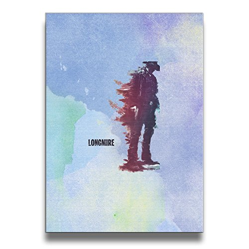 Bekey Longmire Art Photo For Home Office Decorations Wall Decor For Living Room&bedroom (House Of Cards Season 2 Cast compare prices)