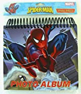 The Amazing Spiderman photo album- Marvel Hero character picture book
