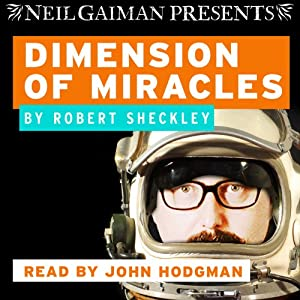 Dimension of Miracles Audiobook