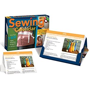 Sewing: 2011 Day-to-Day Calendar