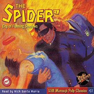 Spider #4 January 1934: The Spider | [Grants Stockbridge, RadioArchives.com]