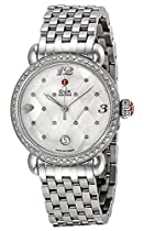 Michele Csx Diamond, Quilted Mosaic Diamond Dial Mww03r000002