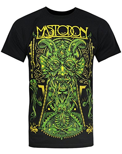 Uomo - Official - Mastodon - T-Shirt (S)