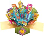 Second Nature Pop Up Card for Get Wel...