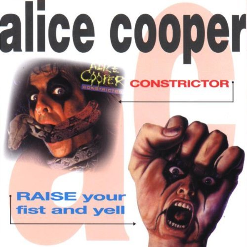 Raise Your Fist to Hell by Alice Cooper (1997-05-30)