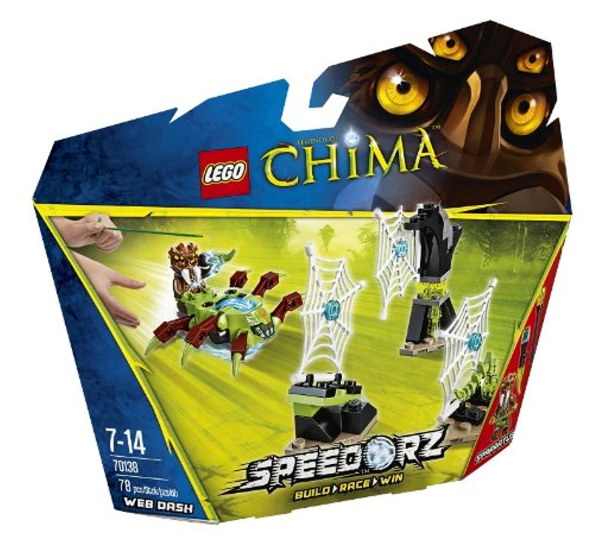 [해외] 레고 (LEGO) 찌마 스파이더데쉬 70138 (2014-03-07)
