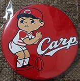 カープ坊や&ラグビー日本代表☆五郎丸歩選手コラボバッジ